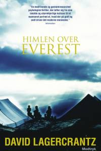 Himlen over Everest af David Lagercrantz