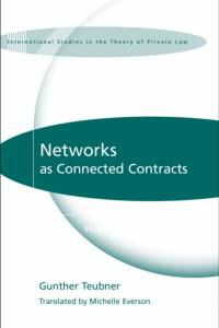 Networks as Connected Contracts af Gunther Teubner