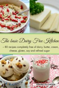 The Basic Dairy-free Kitchen af Karina Villumsen