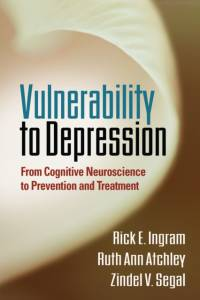 Vulnerability to Depression af Zindel V. Segal