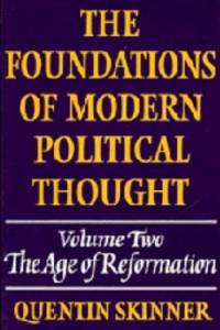 Foundations of Modern Political Thought: Volume 2, The Age of Reformation af Quentin Skinner