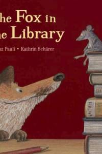 Fox in the Library af Lorenz Pauli
