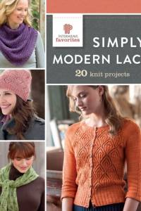 Simply Modern Lace af Interweave