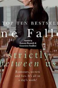 Strictly Between Us af Jane Fallon
