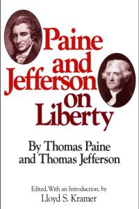 Paine and Jefferson on Liberty af Thomas Paine