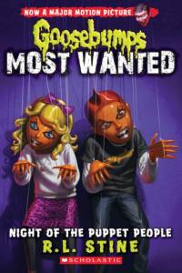 Night of the Puppet People (Goosebumps Most Wanted #8) af R. L. Stine