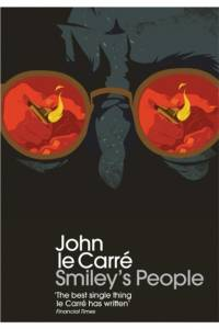Smiley's People af John le Carre
