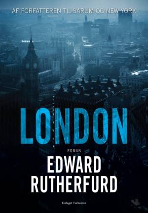 London af Edward Rutherfurd