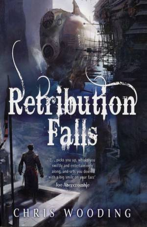 Retribution Falls af Chris Wooding