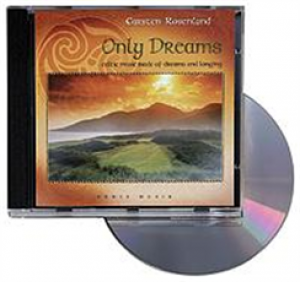 Only Dreams. Cd af Carsten Rosenlund