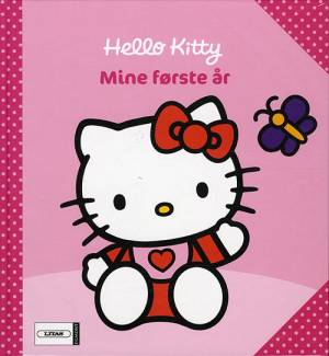 Barnets bog Hello Kitty
