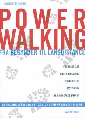 Power walking af Janice Meakin