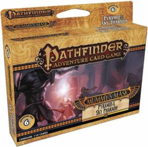 Pathfinder Adventure Card Game: Mummy's Mask Adventure Deck 6: Pyramid of the Sky Pharaoh af Mike Selinker